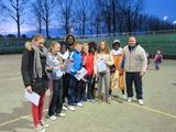 Zwarte Pieten Training 2012 en 2013