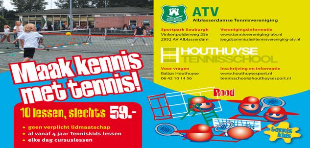 Tenniskids Banner